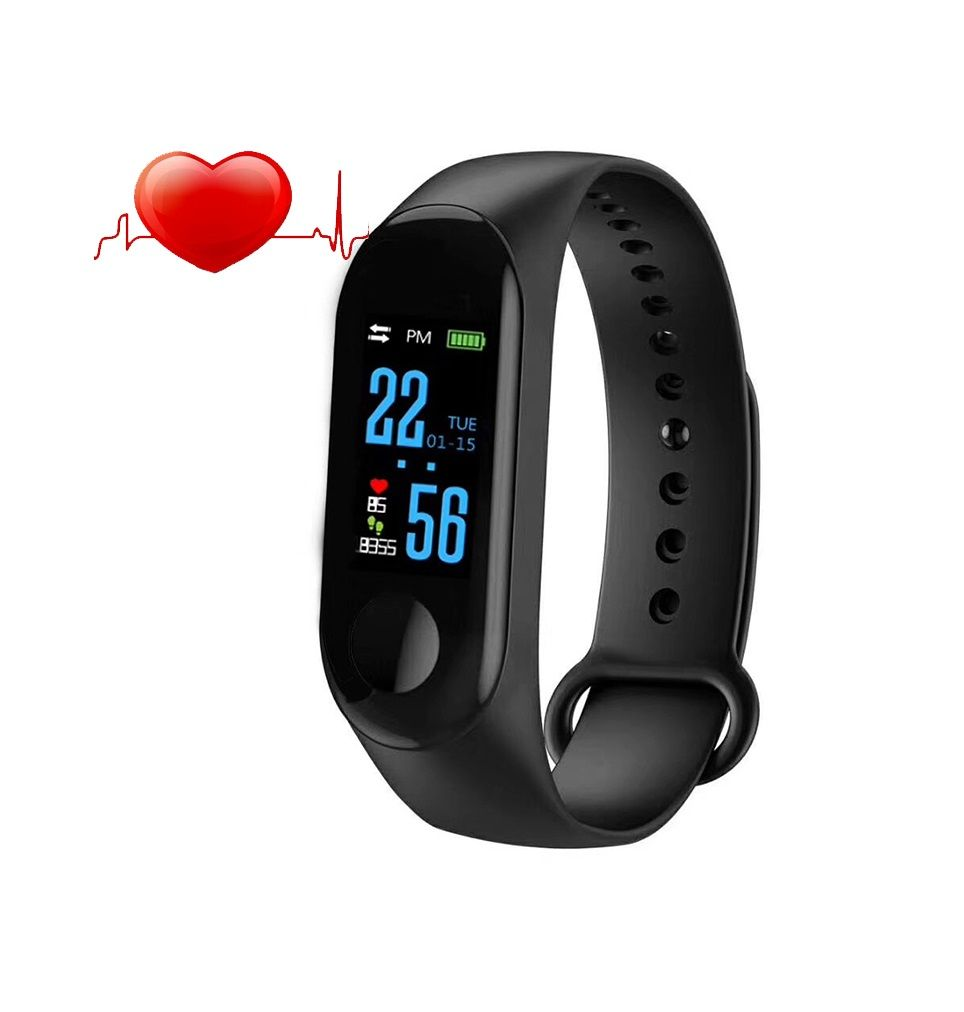Фитнес -браслет  INTELLIGENCE HEALTH BRACELET M3