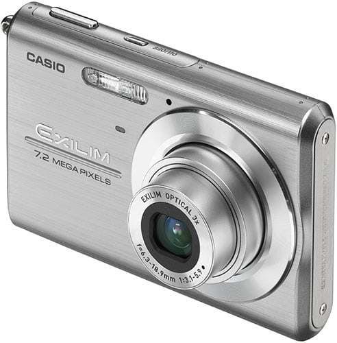 Цифровой фотоаппарат Casio EX-Z75SRDCA