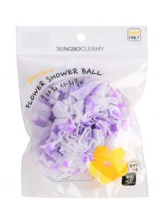 """SB"" CLEAN&BEAUTY Flower shower ball Мочалка для душа"