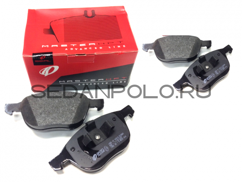 Колодки тормозные REMSA для Volkswagen Polo Sedan 110 л.с