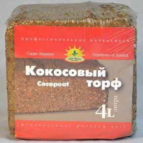 кокосовый торф 4л ()
