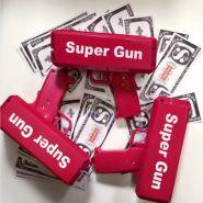Денежный пистолет - Super Gun