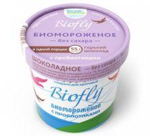 Биомороженое Biofly горький шоколад, 45 гр