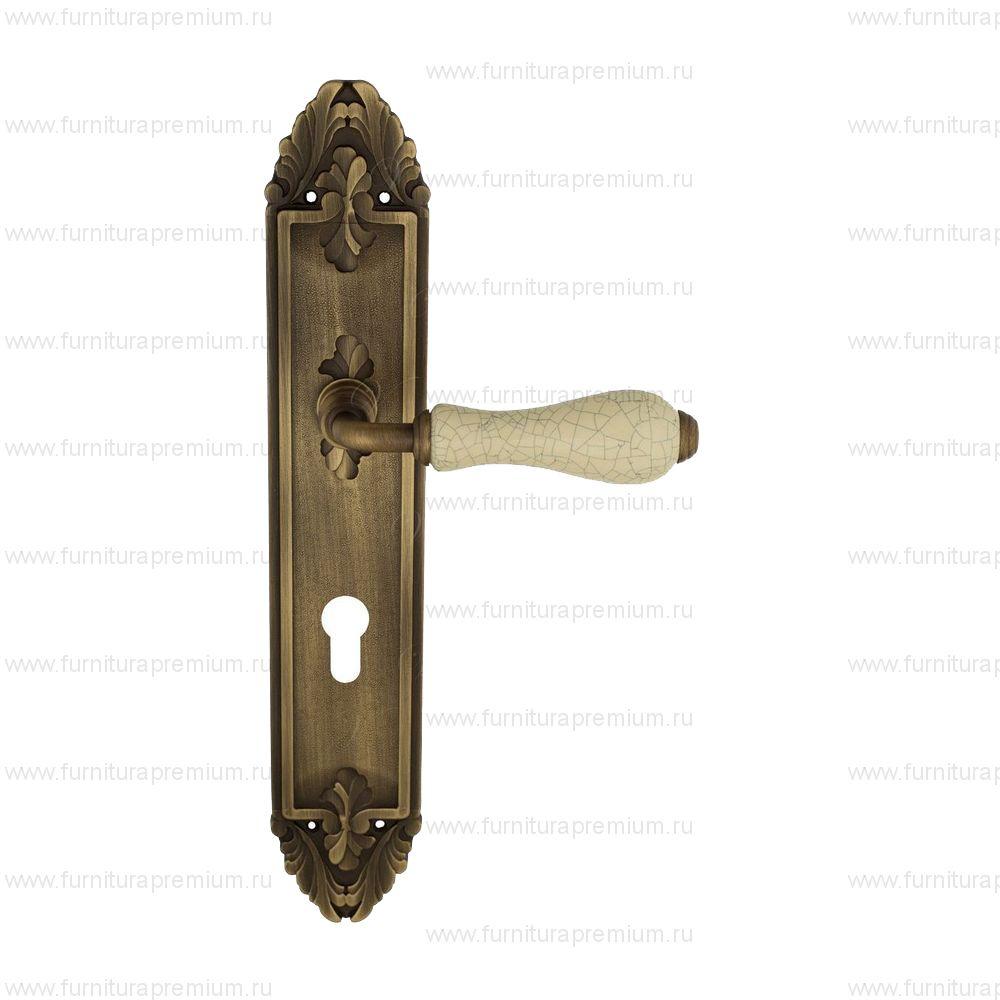 Ручка на планке Venezia Colosseo PL90 CYL