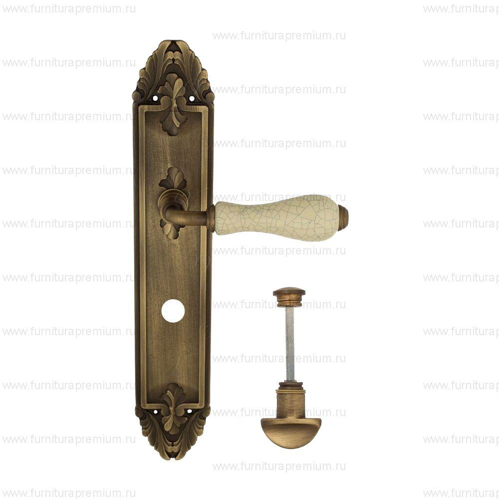 Ручка на планке Venezia Colosseo PL90 WC-2