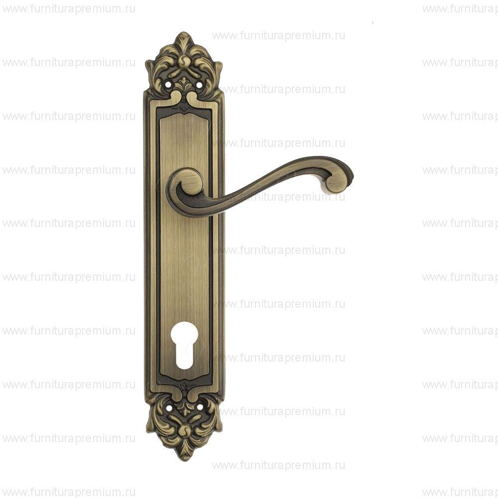 Ручка на планке Venezia Vivaldi PL96 CYL