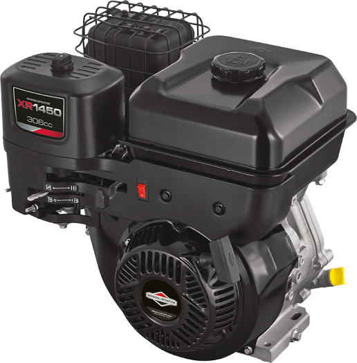 ДВИГАТЕЛЬ BRIGGS&STRATTON XR1450 SERIES № 19N1320237H1CG7001