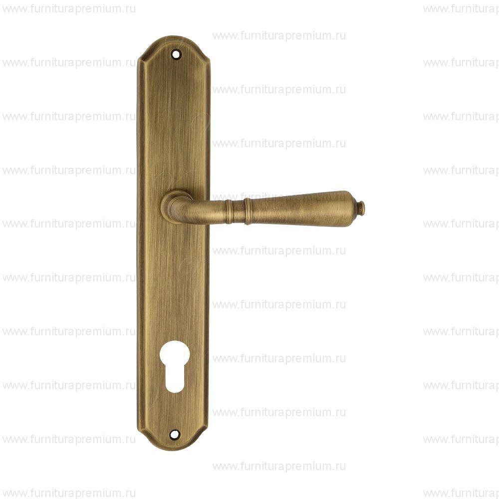 Ручка на планке Venezia Vignole PL02 CYL