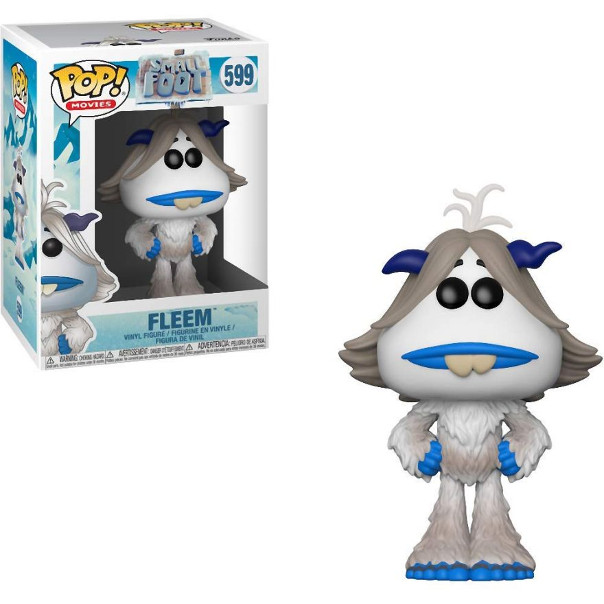 Фигурка Funko POP! Vinyl: Smallfoot: Fleem 31004