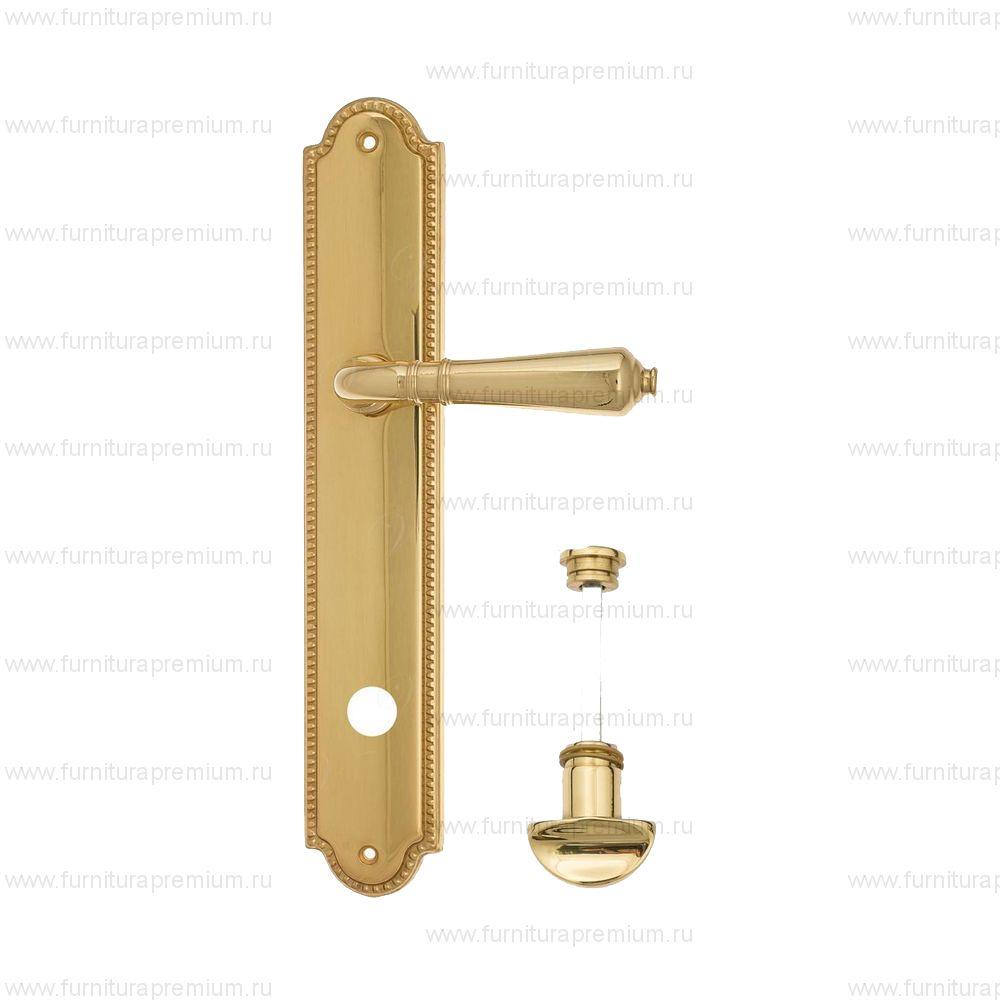 Ручка на планке Venezia Vignole PL98 WC-2