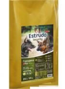 Porcelan Estrudo Security (Говядина +Hba) д/взр.собак служебных пород 20 кг