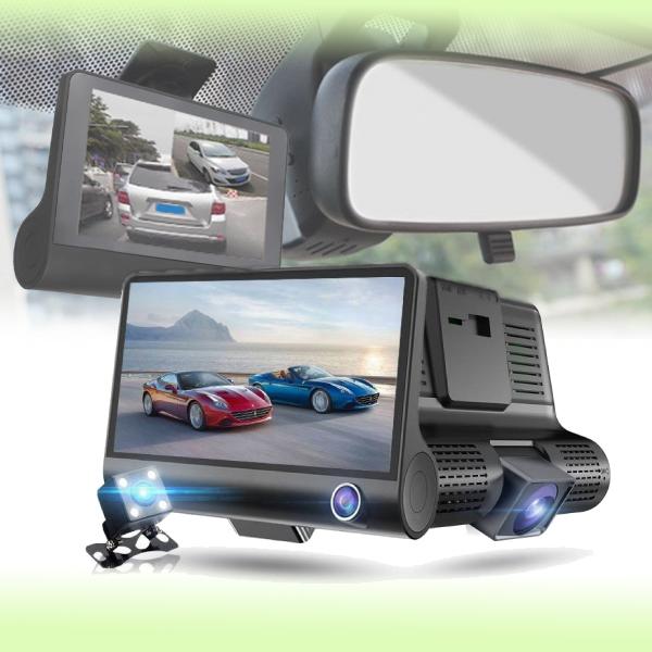 Видеорегистратор Video CarDVR Full HD 1080p