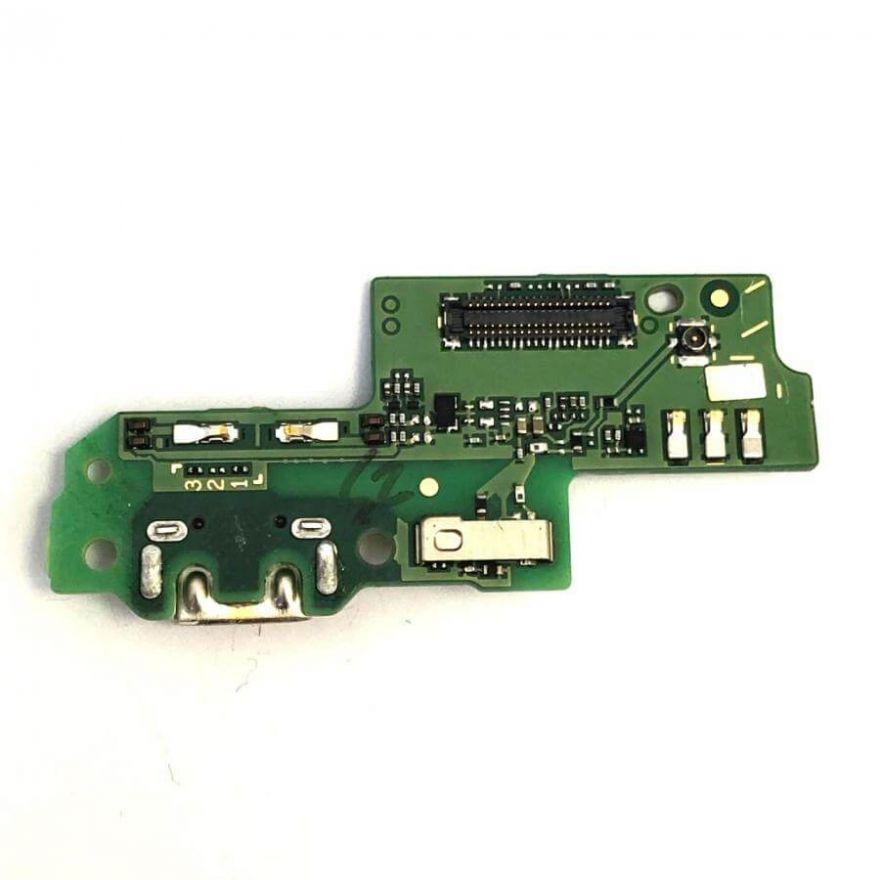 Нижняя плата с разъемом зарядки и микрофоном для Huawei P9 Lite (Original)