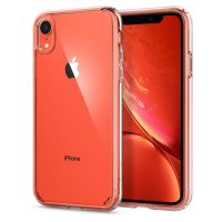 Чехол Spigen Ultra Hybrid для iPhone XR кристально-прозрачный