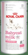 Royal Canin Babycat Milk Заменитель кошачьего молока 300г