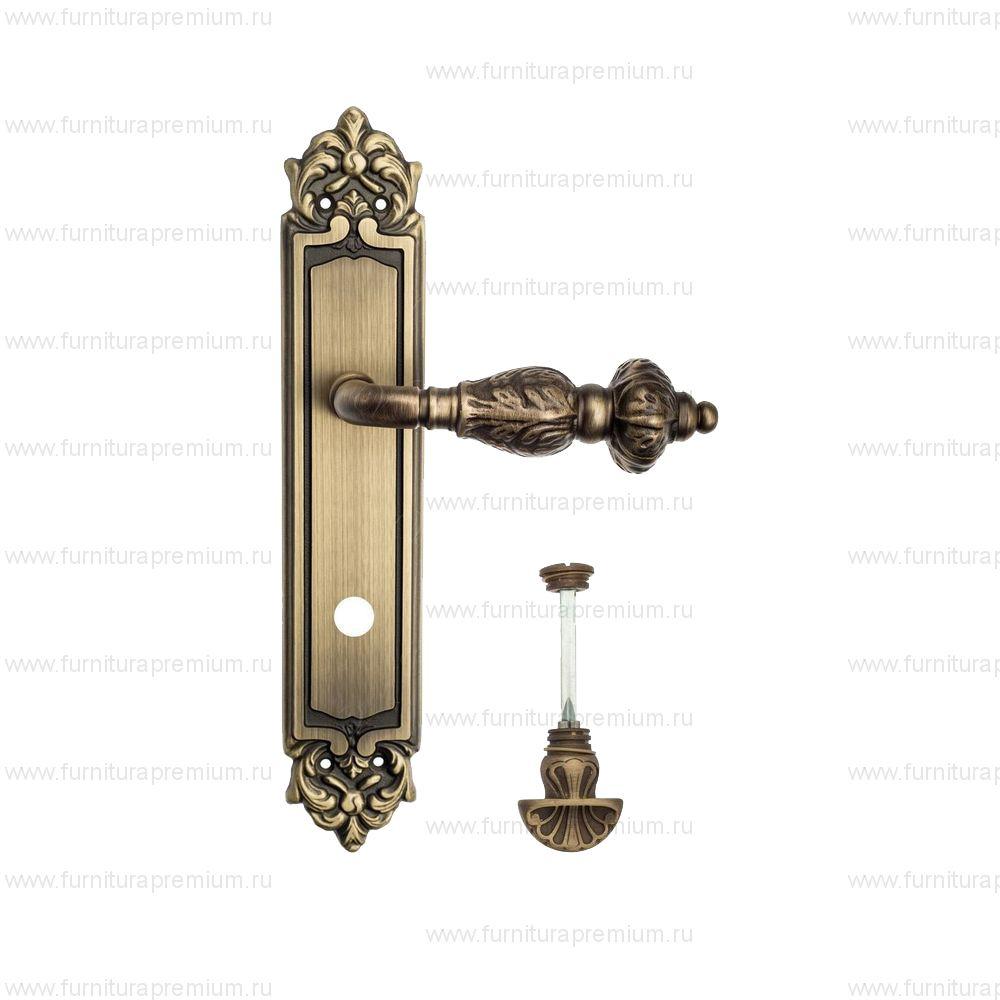 Ручка на планке Venezia Lucrecia PL96 WC-4