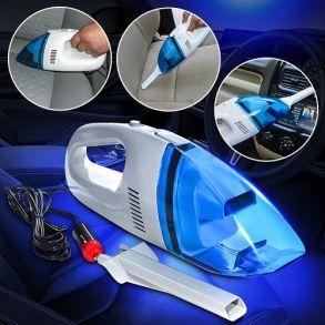 Автомобильный пылесос High Power Vacuum Cleaner Portable
