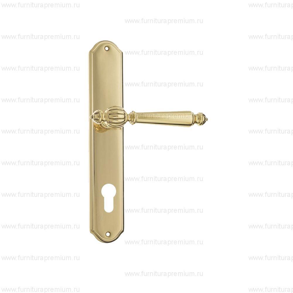 Ручка на планке Venezia Pellestrina PL02 CYL