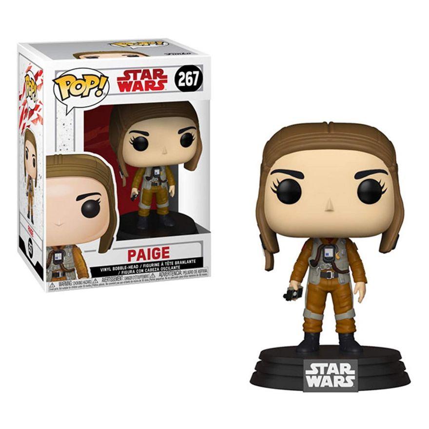 Фигурка Funko POP! Bobble: Star Wars: The Last Jedi: Paige 31789