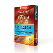 Цитодерм д/кошек и собак до 10кг уп. (4 пипетки)