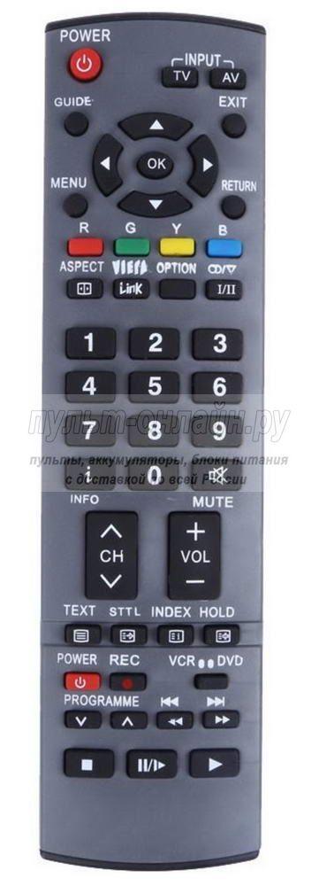 Panasonic EUR7651120 Viera