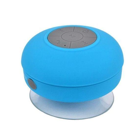 Водонепроницаемая беспроводная колонка BATHBEATS, цвет голубой