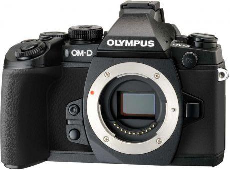 Фотоаппарат со сменной оптикой Olympus OM-D E-M1 Body