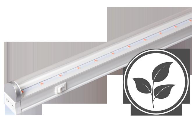 Светильник линейный для растений Jazzway PPG T8i-1200 Agro
