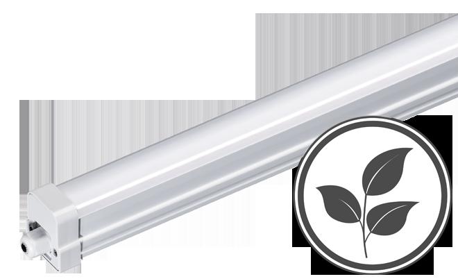 Светильник линейный для растений Jazzway PPG-WP 1200/L Agro