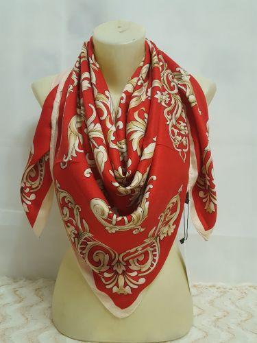"""Красочные платки """"Пако Рабане"""" из 100% хлопка 120х120см LV064"""