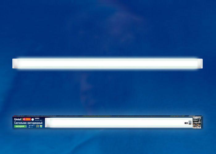 Светильник линейный  Uniel ULO-CL150-48W/NW/K 48W