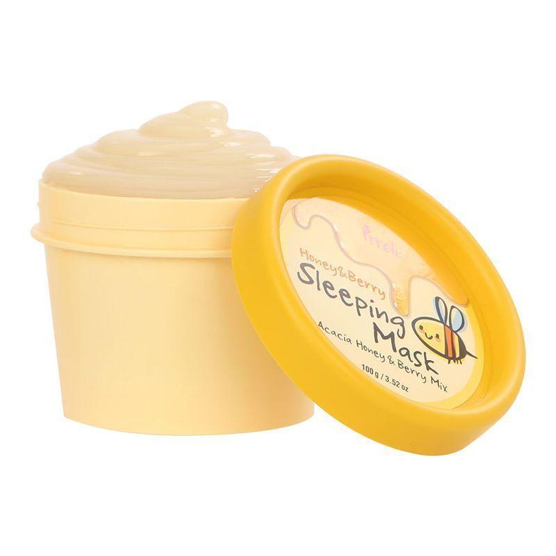 [PRRETI] Маска для лица Honey&Berry Sleeping Mask, 100 гр