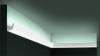 Карниз для Скрытого Освещения Orac Decor CX189 Д200xШ2.7xВ2.7 см Лепнина из Дюрополимера / Орак Декор