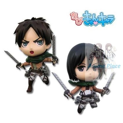 Фигурки Attack on Titan
