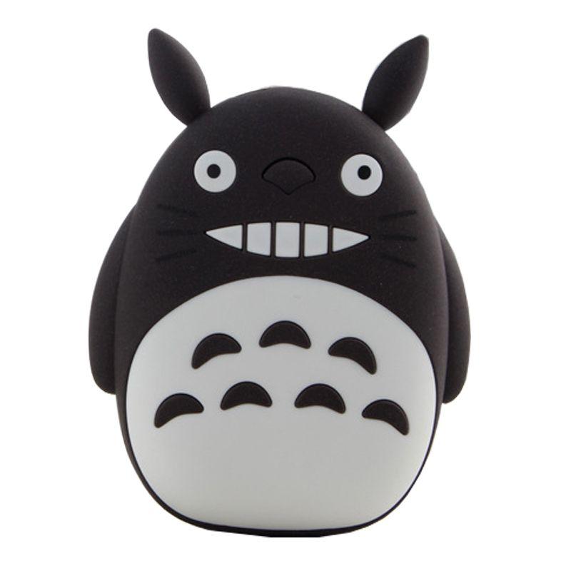 Внешний аккумулятор Totoro Power Bank, черный