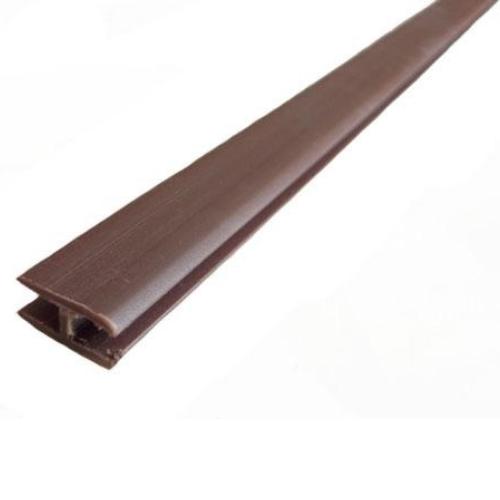 Соединитель для задней стенки ДВП L-2000 мм, коричневый