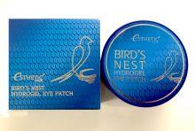 BIRD'S NEST HYDROGEL EYEPATCH Гидрогелевые патчи для глаз ЛАСТОЧКИНО ГНЕЗДО, 60 шт