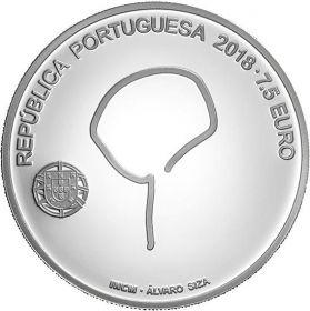 Эдуарду Соуту ди Моура (Архитектор) 7,5 евро Португалия 2018
