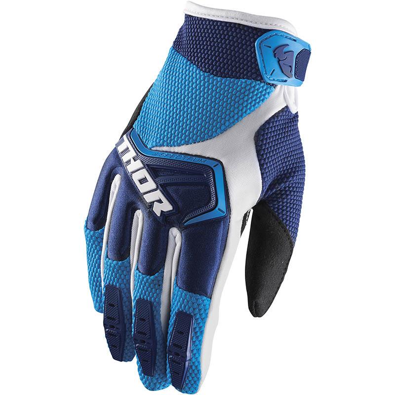 Thor - Spectrum Navy/Blue перчатки, синие