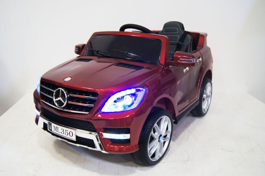 Детский электромобиль Mercedes ML350