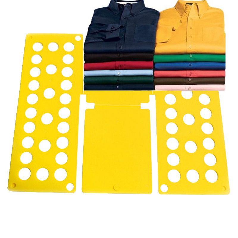 Рамка для складывания детской одежды Star Fold, цвет желтый