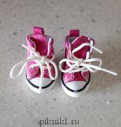 Обувь для игрушек кроссовки малышам