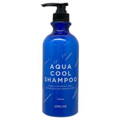 LEBELAGE AQUA COOL SHAMPOO Освежающий шампунь ДЛЯ МУЖЧИН с экстрактом мяты с охлаждающим эффектом
