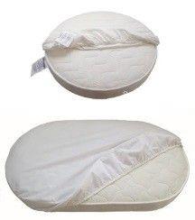 Наматрасники для кроваток