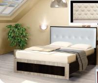 Кровать с мягким изголовьем (+Подарок)