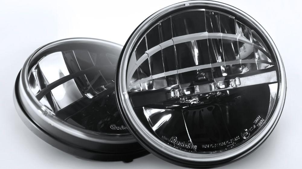 Головная оптика DIAMOND LED (Land Rover Defender)