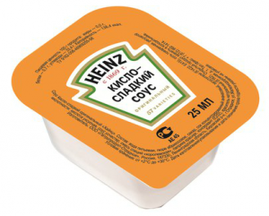 Кисло-сладкий cоус Heinz