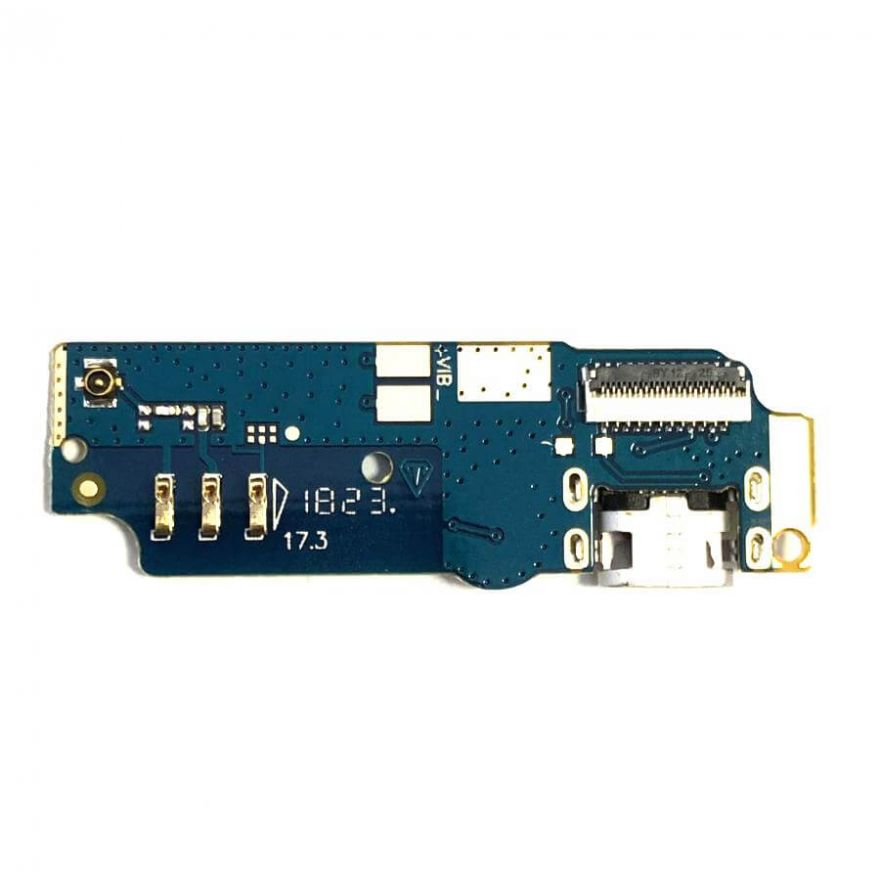 Нижняя плата с разъемом зарядки для Asus Zenfone Max (ZC550KL, ver.A)