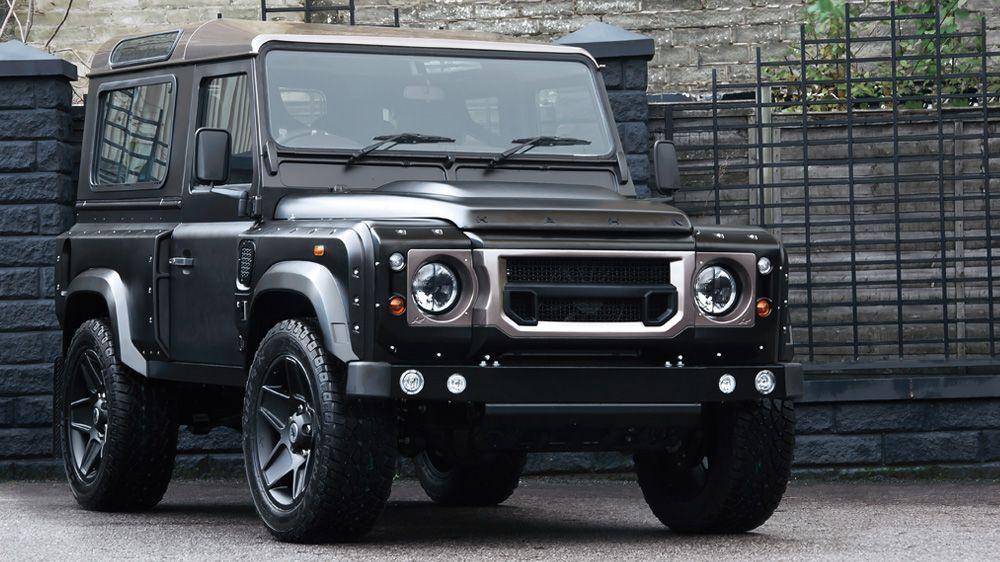 Решетка радиатора X‐LANDER (Land Rover Defender)