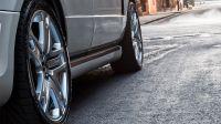 RS — боковые пороги (Range Rover Vogue 2009-2012)